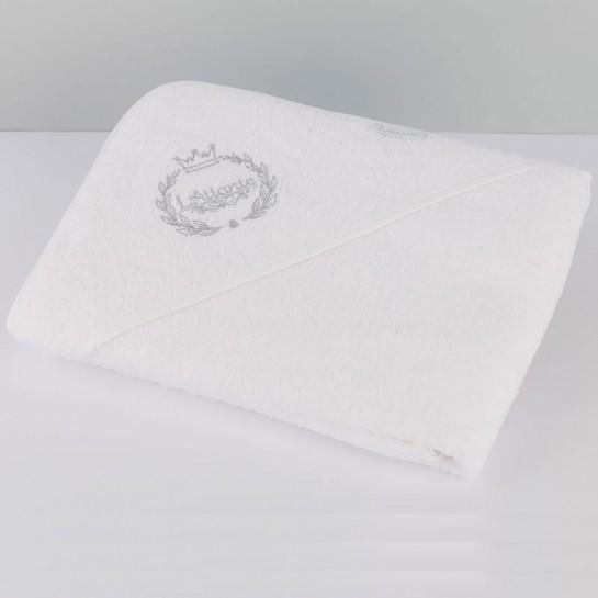 """Ręcznik bawełniany """"jasnoszary"""""""