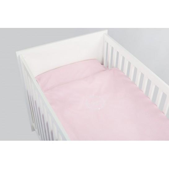 Pościel baby dream różowa