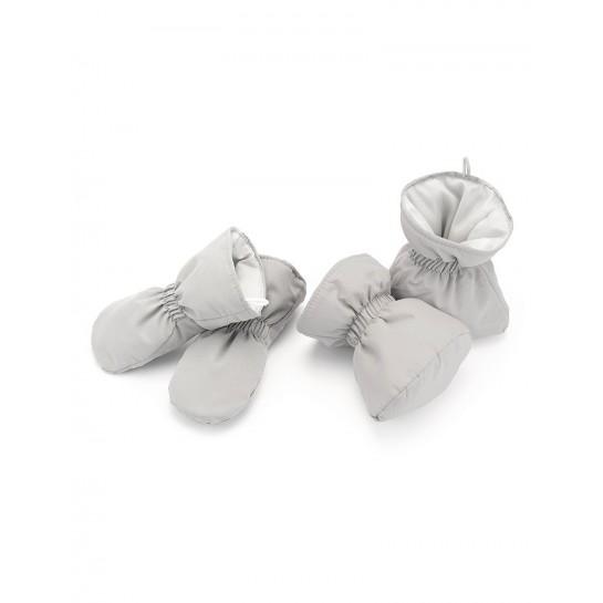 Rękawiczki I Buciki - Szare