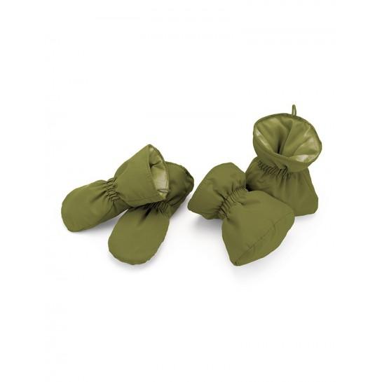 Rękawiczki I Buciki - Khaki
