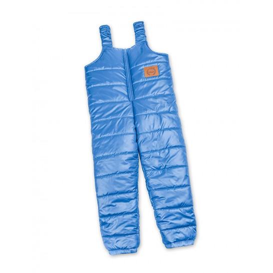 Zimowe spodnie niebieskie