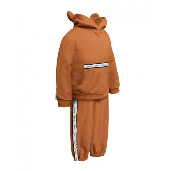 """Komplet Dresowy  - """"happy bear"""" - camel"""